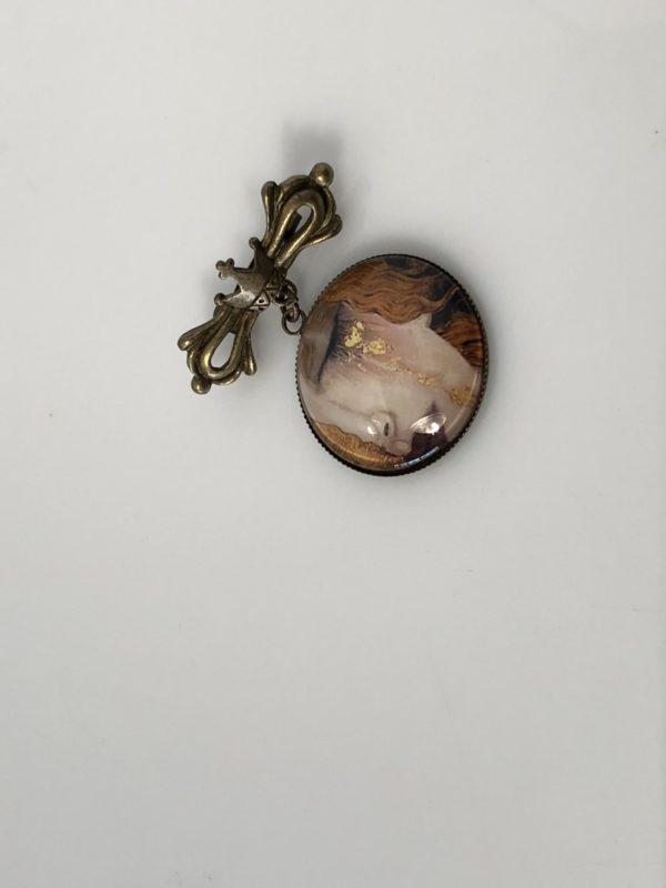 Broche Klimt